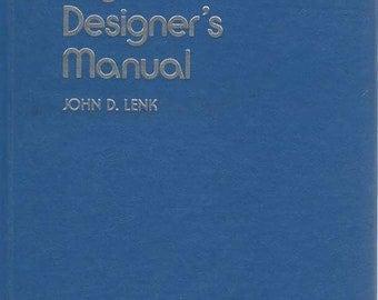 Logic Designer's Manual Hardback Book 1977 by John D Lenk