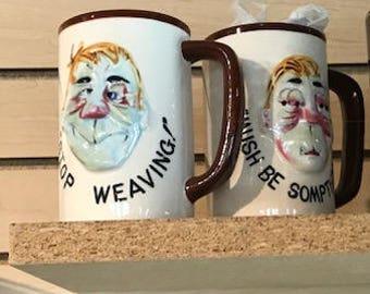 Ceramic Bar Mugs