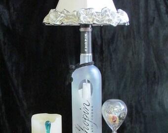 Bottle Lamps, Beviamo Moscato Lamp