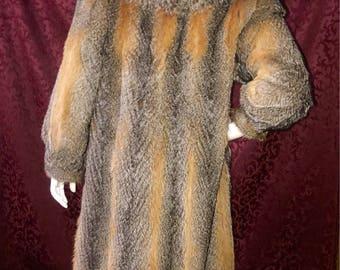 Small German Fox Fur Coat