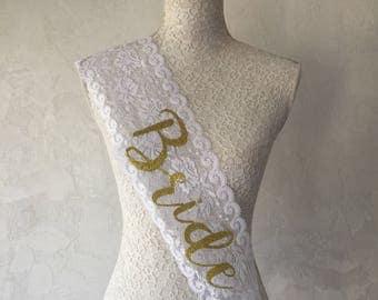 bachelorette sash, bridal sash, bachelorette party, party accessory, the bachelorette, party sash, Bridal gifts, Bride, Bachelorette, Gifts