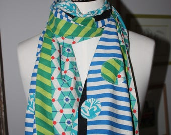 Scarf made in france