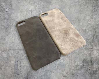 Personalised Premium PU Leather Phone Case For iPhone & Samsung