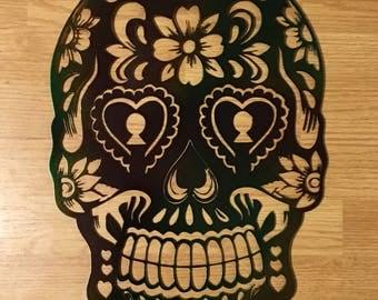 """23"""" Sugar Skull"""