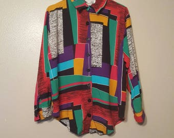 Crazy 90's Vintage Collared shirt