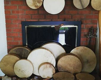 Shamanic Drummaking Kit - Make your own Shamanic Drum!!!