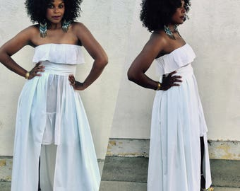 Plus Size waist cape 1X to 3X- larger sizes can be customized!