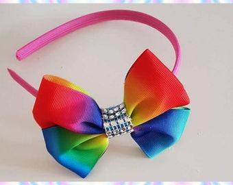 Rainbow Alice band