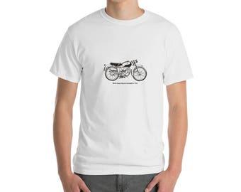 Moto Guzzi - Short-Sleeve T-Shirt