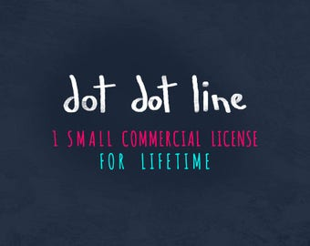 1 Small COMMERCIAL USE LICENSE ** Small reproduction Lifetime**