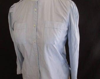 Shirt Ralph Lauren blue size M to-63%