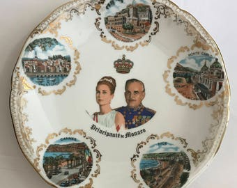 Interior of the Principality of Monaco in Limoges porcelain