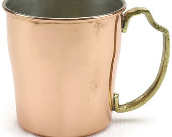 Copper beer mug 50 cl