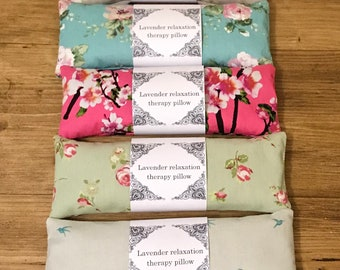 Lavender relaxation therapy pillow