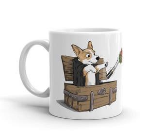 Mug The last Jedi and Force Awakens Pugz Kanata
