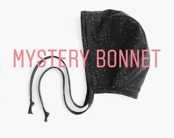 MYSTERY BONNET.