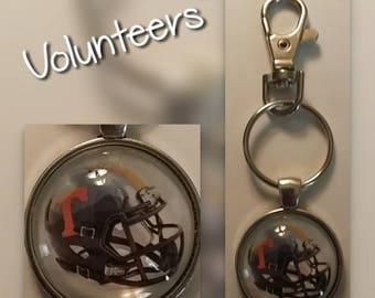 Tennessee Volunteers key chain