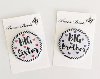 Big sister / Big Brother badge