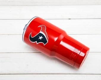 Houston Texans  YETI Cup  Houston Texans  Cup Houston Texans  Birthday Houston Texans  Gift Houston Texans  Party Houston Texans  YETI Cup