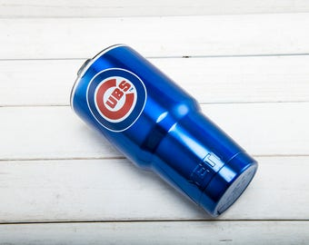 Chicago Cubs YETI Cup  Chicago Cubs Cup Chicago Cubs Birthday Chicago Cubs Gift Chicago Cubs Party Chicago Cubs YETI Cup YETI Tumbler