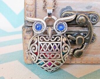 Luna Lovegood Inspired Cage for Freshwater or Akoya Pearls - Disney World Pick a Pearl Cage
