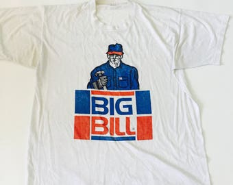 Big Bill T-Shirt Vintage made in U.S.A