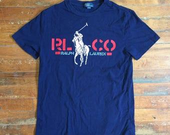 Vintage Polo Ralph Lauren T Shirt