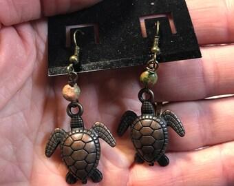 Unakite Sea Turtles