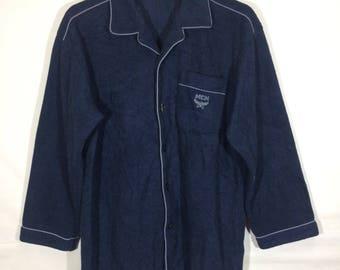Off 10%!! Vintage MCM Fleece Jacket Sweater