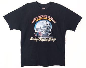 Harley Davidson Shirt - Harley Davidson Vintage Shirt - Harley Davidson Gift - Harley TShirt Men - Motorcycle Shirt - Motorcycle Gifts -