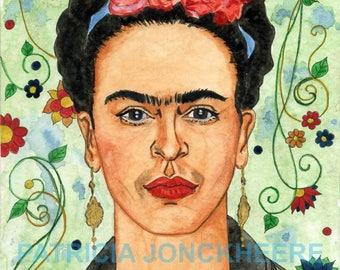 Frida Kahlo Mexican artist