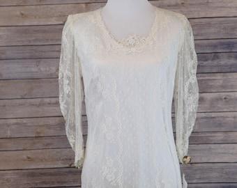 Romantic Lace Susan Lane Dress