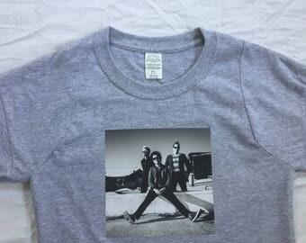 Green Day T-shirt mini dress