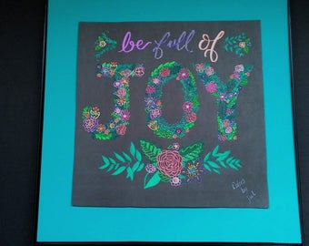 Joy   Wall decor