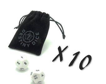 Destiny Dice 10 Pack