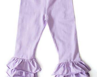 3-2-1 Baby Triple Ruffle Pants