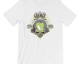 Grunge Stay True #4 Short-Sleeve Unisex T-Shirt