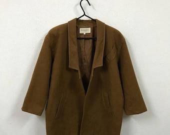 20% Sale Balenciaga wool Runway Jacket/coat