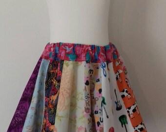 Super twirly panel skirt Age 3-4 years