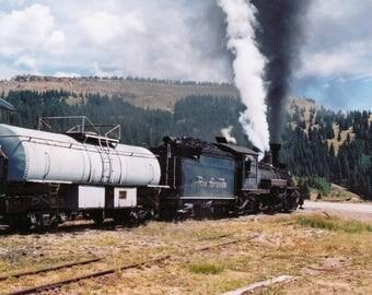 C&TRR Engine # 463