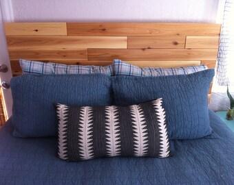 Cedar Plank Headboard