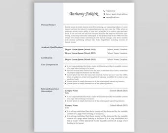 nurse resume template for word pages medical resume nurse