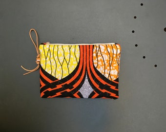 Pocket Pickadream: wax, quilted, lined