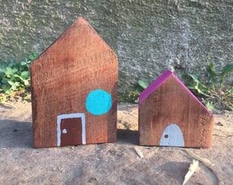 Fairy house / gnome homes