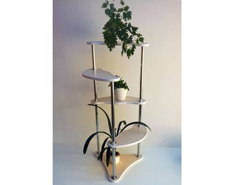Free ship! Plant stand A3. Flower stand - Indoor plant stands - Plant holder Plant table - Stand for flowers - Flower shelf - Shelf - Rack