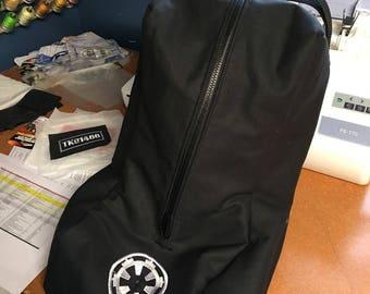 Star Wars Imperial Officer, Darth Vader, Kylo Ren Boot Carry Bag