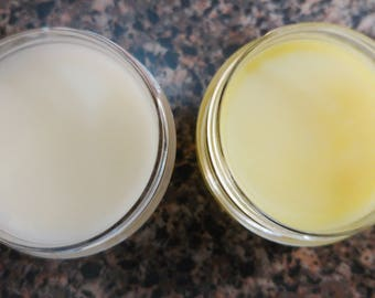 Organic lip balm / all natural
