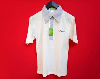 vintage Fred perry polo medium mens shirt
