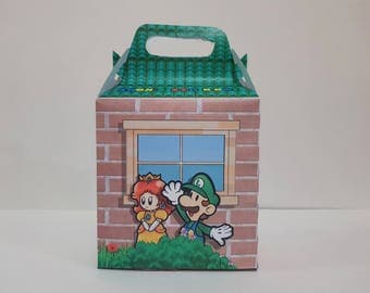 Box for sweets Super Mario