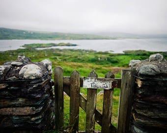 Irish Gate | Ireland | Fine Art Print